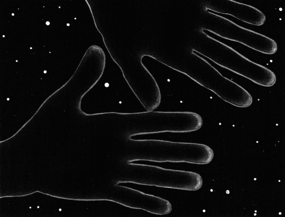 Artistic dark matter